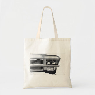 Vintage Car Sketch (49) Riviera 7 Tote Bag