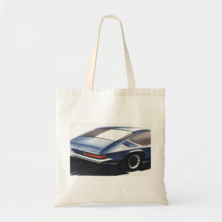 Vintage Car Sketch (6) Chevy 6 Tote Bag