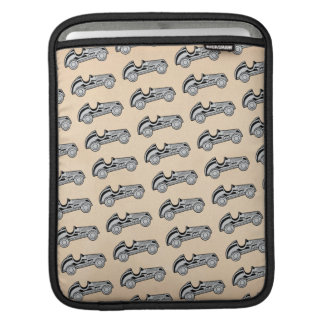 Vintage Car Sleeve For iPads
