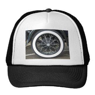 Vintage Car Tire Trucker Hat
