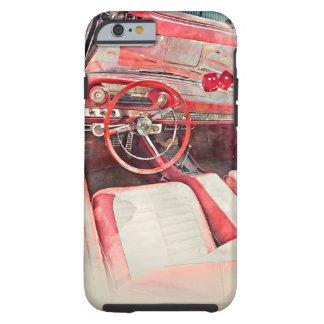 Vintage Car Tough iPhone 6 Case