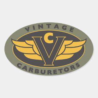 Vintage Carburetors Sticker