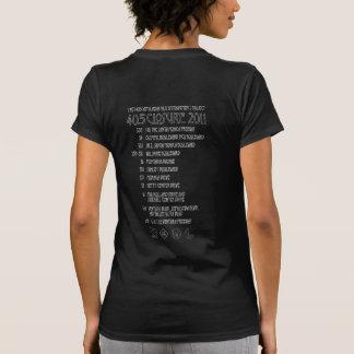 Vintage CARMAGEDDON: la canción de 405's Swang Camisetas