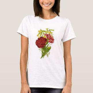Vintage Carnations T-Shirt