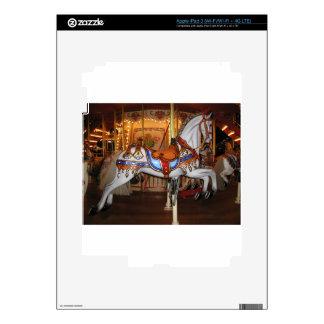 Vintage Carousel Horse 001 01 Skin For iPad 3