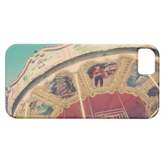 Vintage Carousel Photography iPhone Case