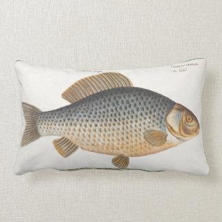 Freshwater fish pillows decorative throw pillows zazzle for Decorative carp