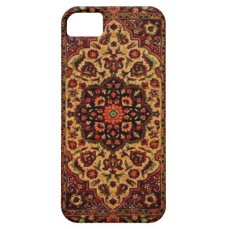 Vintage Carpet Pattern 3135 iPhone 5 Case