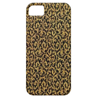 Vintage Carpet Pattern 5179 iPhone SE/5/5s Case