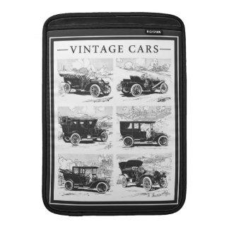 """Vintage cars 13"""" MacBook sleeve"""