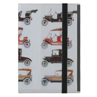 VINTAGE CARS CASES FOR iPad MINI