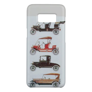 VINTAGE CARS CLASSIC AUTOMOBILES  MONOGRAM Case-Mate SAMSUNG GALAXY S8 CASE
