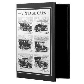 Vintage cars custom monogram cases iPad air cases
