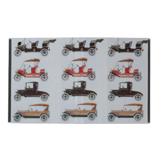 VINTAGE CARS iPad CASE