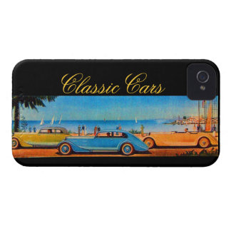 VINTAGE CARS iPhone 4 COVER