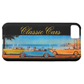 VINTAGE CARS iPhone 5C COVER