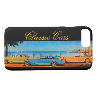 VINTAGE CARS iPhone 7 CASE
