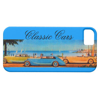 VINTAGE CARS iPhone SE/5/5s CASE