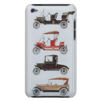 VINTAGE CARS iPod TOUCH Case-Mate CASE