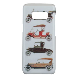 VINTAGE CARS  MONOGRAM Case-Mate SAMSUNG GALAXY S8 CASE