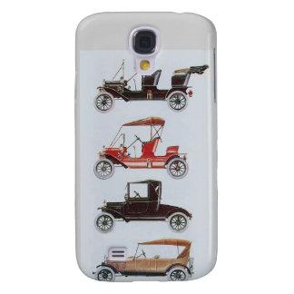 VINTAGE CARS  MONOGRAM SAMSUNG S4 CASE
