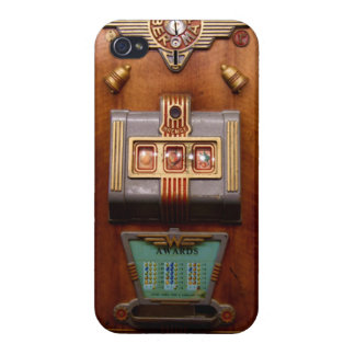 Vintage Casino Machine iPhone Case