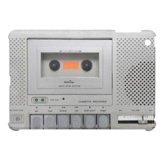 Vintage Cassette Recorder iPad Mini Covers