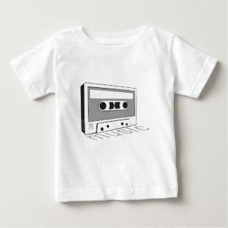 vintage cassette tape infant t-shirt