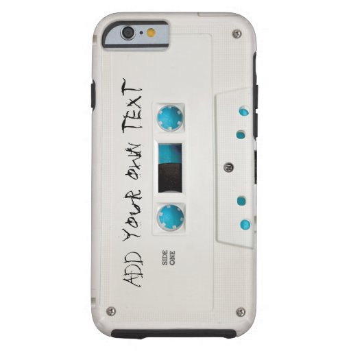 Vintage Cassette Tape iPhone 6 case