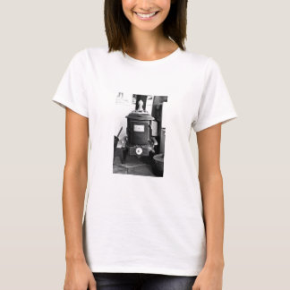 Vintage Cast Iron Stove T-Shirt