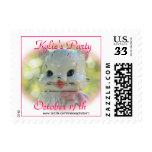 Vintage Cat 2972 Cookie Jar Stamp-customize