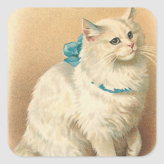 vintage cat stickers
