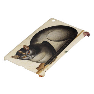 Vintage Cat with Mouse Cover For The iPad Mini