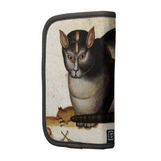 Vintage Cat with Mouse Organizer