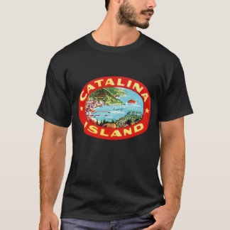 Vintage Catalina Island California T-Shirt