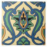 """Vintage Catalina Island Ceramic Tile Design<br><div class=""""desc"""">Vintage Catalina Island Ceramic Tile Design</div>"""