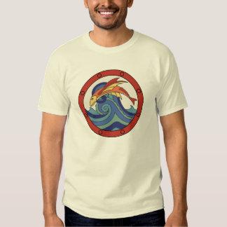 Vintage Catalina Island Flying Fish T Shirt