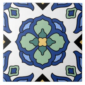 Vintage Catalina Island Tile Design