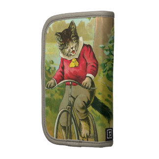 Vintage Cats on Bicycle Organizers