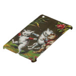 Vintage Cats: Three good friends Cover For The iPad Mini