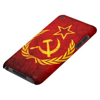 Vintage CCCP flag Case-Mate iPod Touch Case