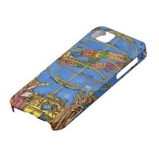 Vintage Celestial, Astronomer Claudius Ptolemy iPhone SE/5/5s Case