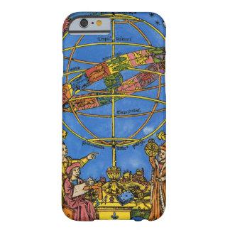 Vintage celestial, astrónomo Claudius Ptolomeo Funda Barely There iPhone 6