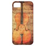 Vintage Cello iPhone SE/5/5s Case