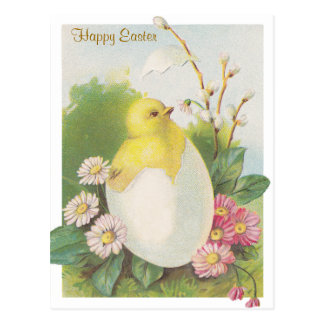 Vintage Century Old REP Easter Postcard Greeting