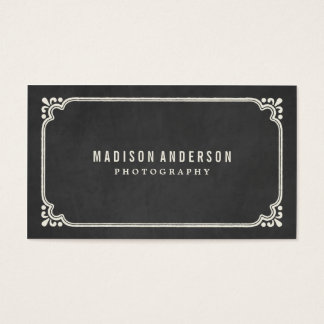 Vintage Business Cards & Templates | Zazzle