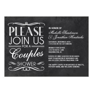 Chalkboard Invitations, 2,900+ Chalkboard Announcements & Invites