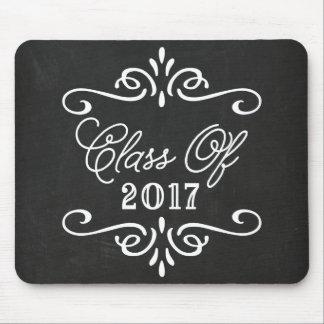 Vintage Chalkboard | Graduation Mouse Pad