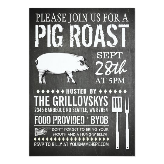 pig roast invitations thevillas co