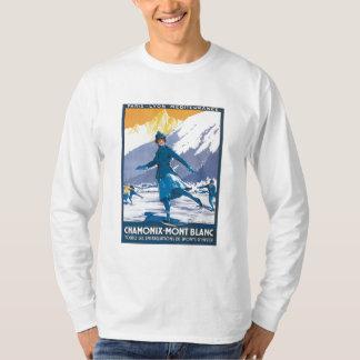 Vintage Chamonix Mont Blanc T-Shirt